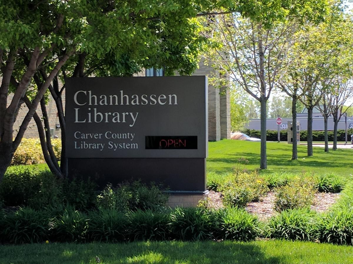Library in Chanhassen