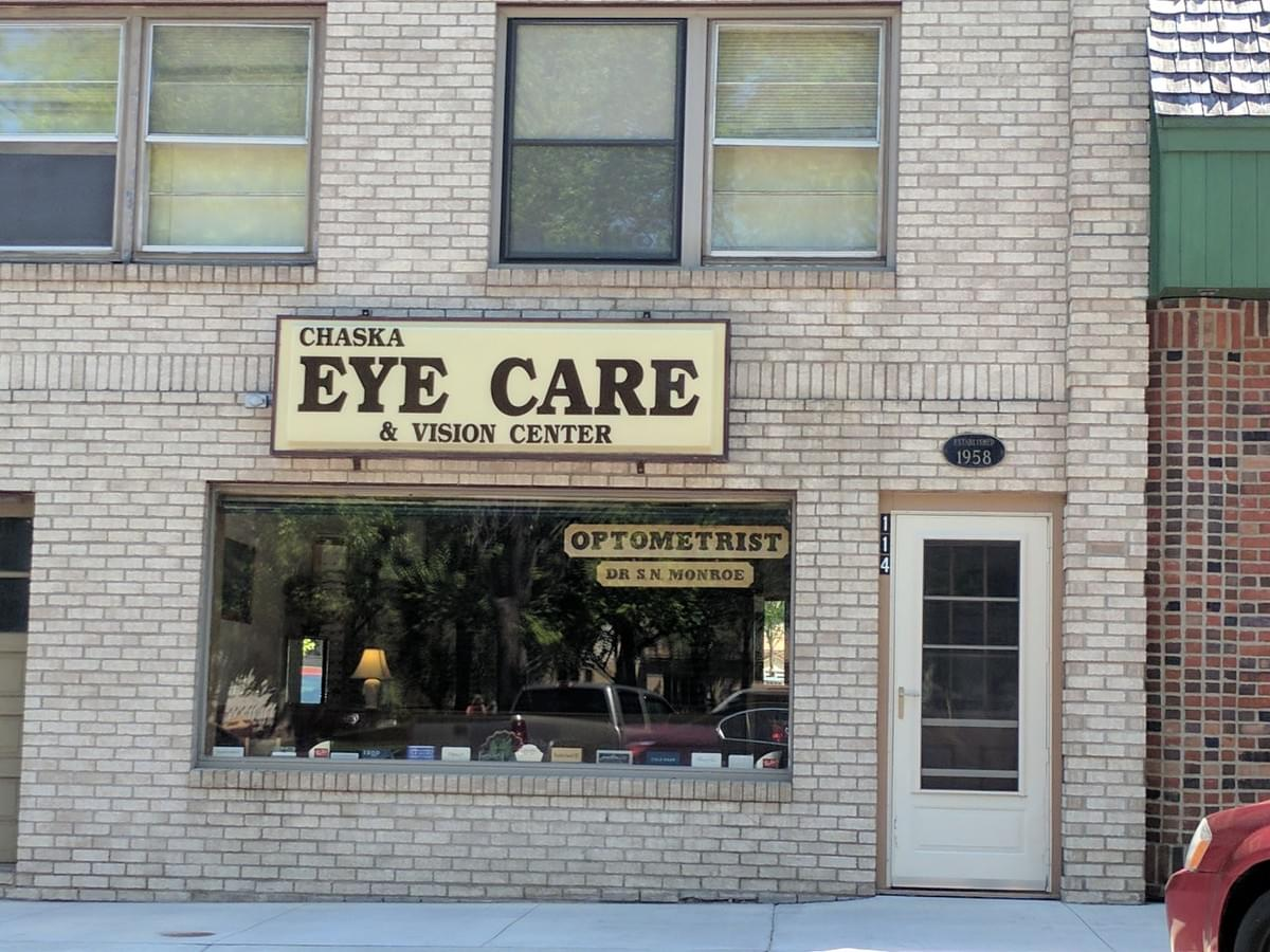 Eye care in Chaska