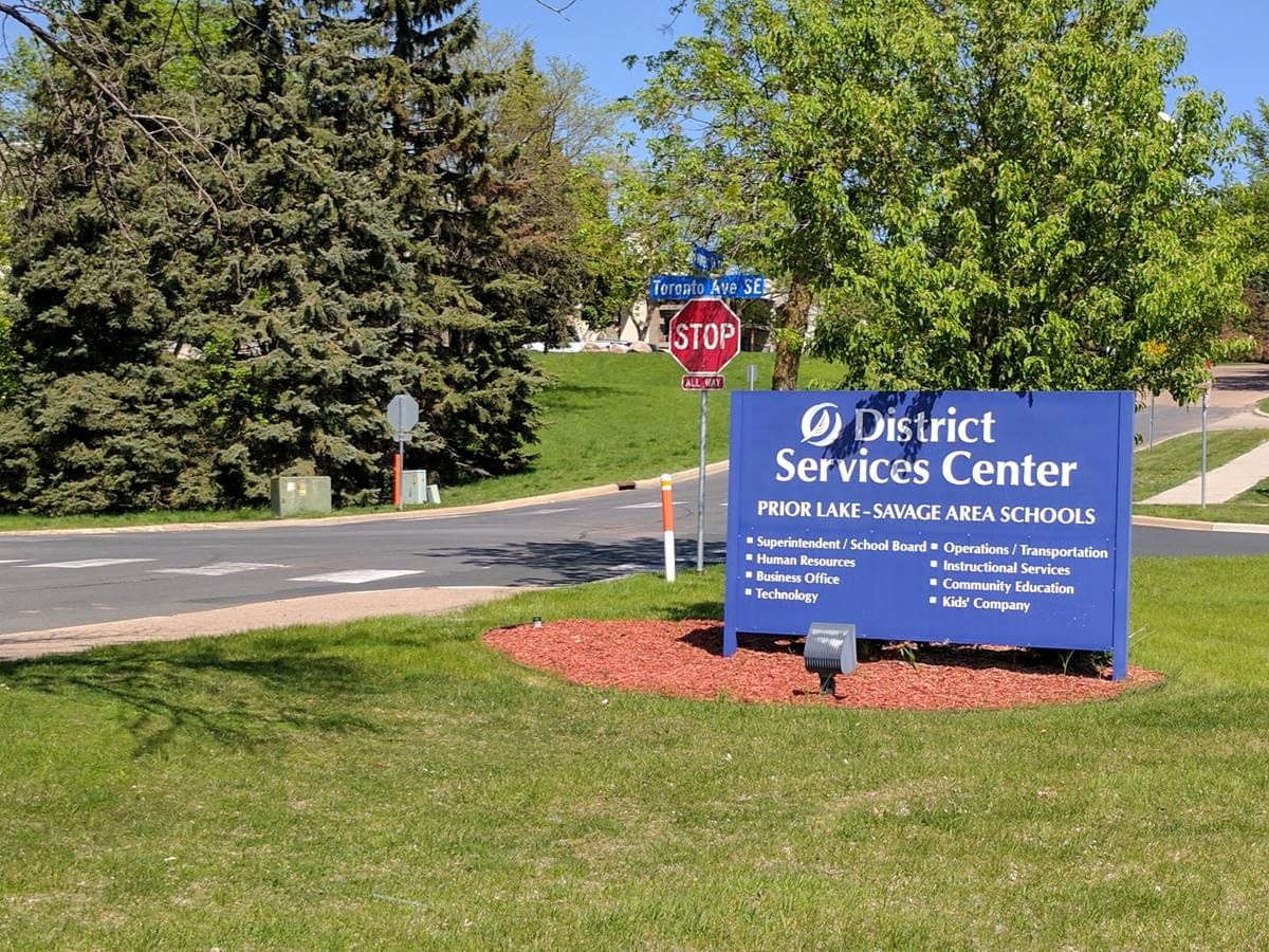 District Service Center in Prior Lake