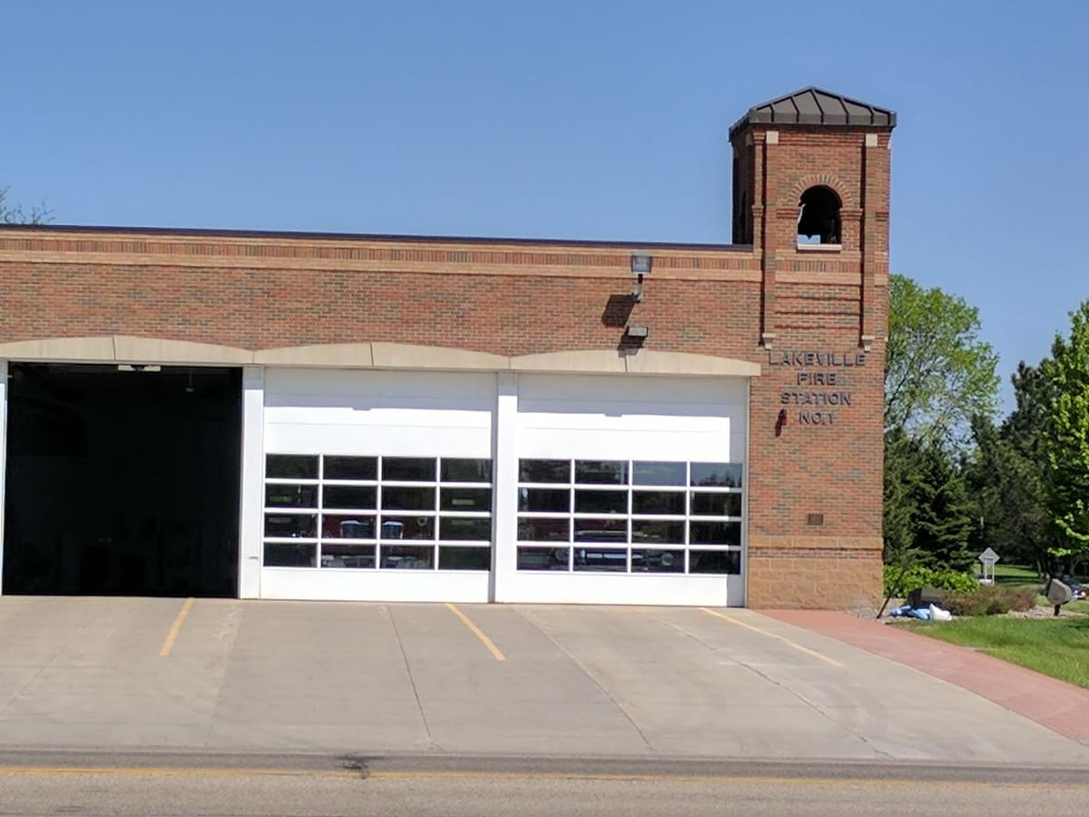Fire Station in Lakeville