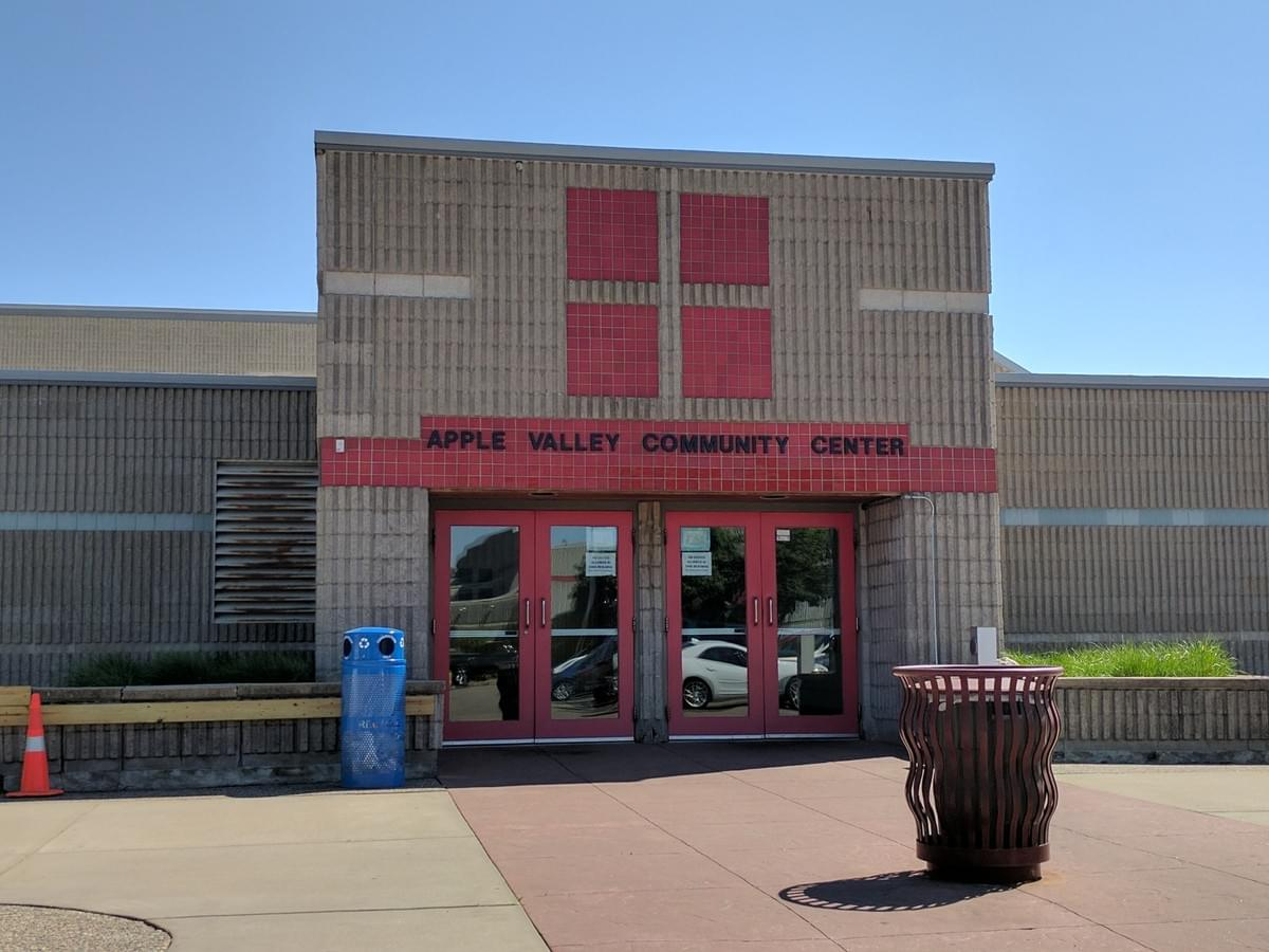 Community Center in Apple Valley