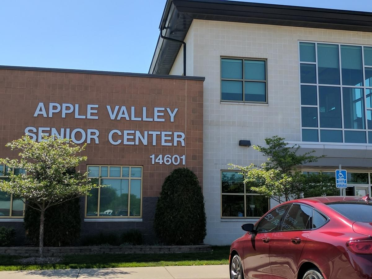 Senior Center in Apple Valley