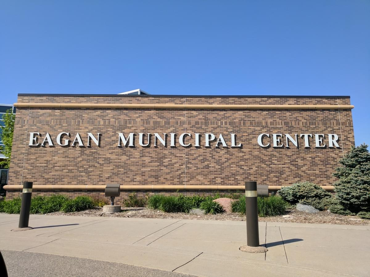 Municipal Center in Eagan