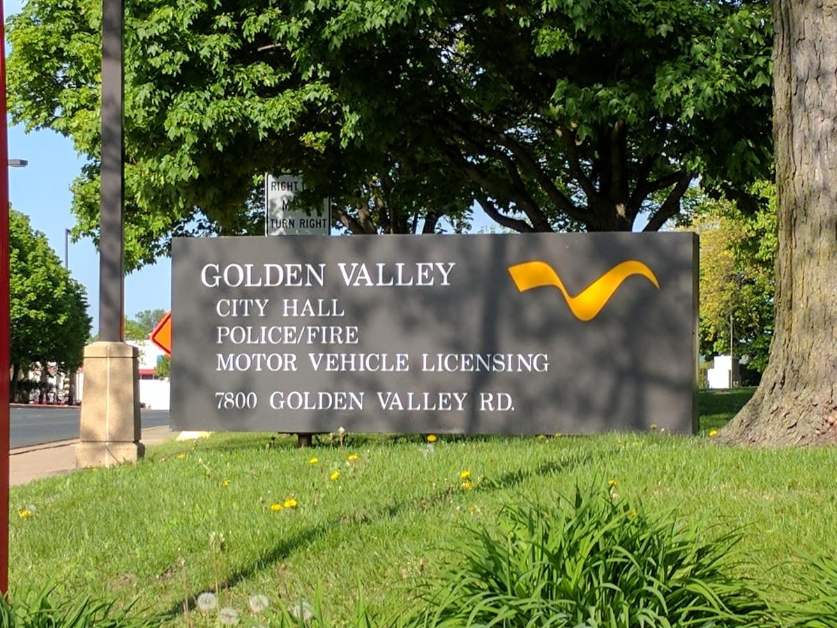 City Hall in Golden Valley