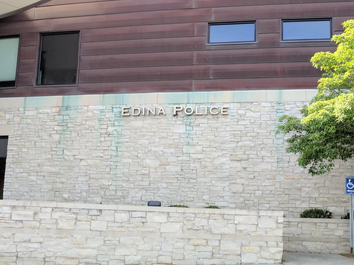 Police Station At Edina