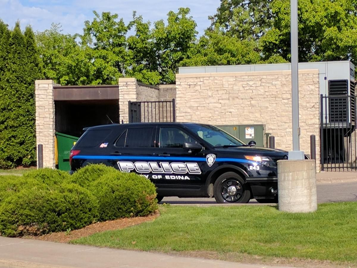 Police Vehicle in Edina
