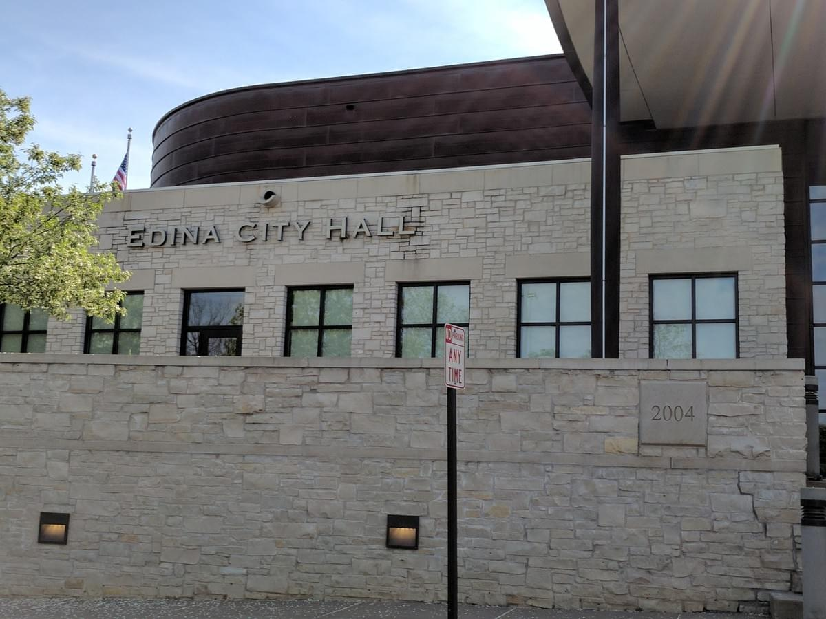 City Hall in Edina
