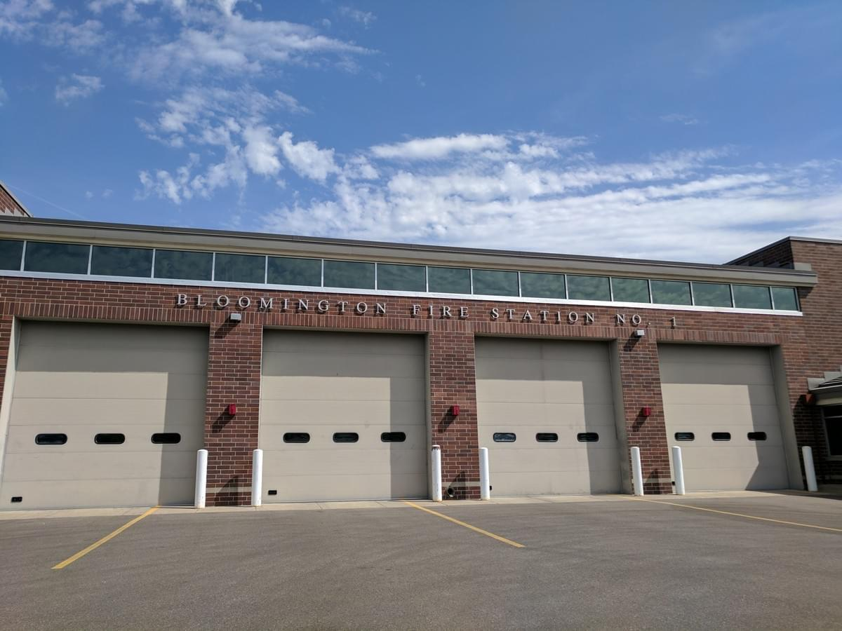 Fire Station in Bloomington