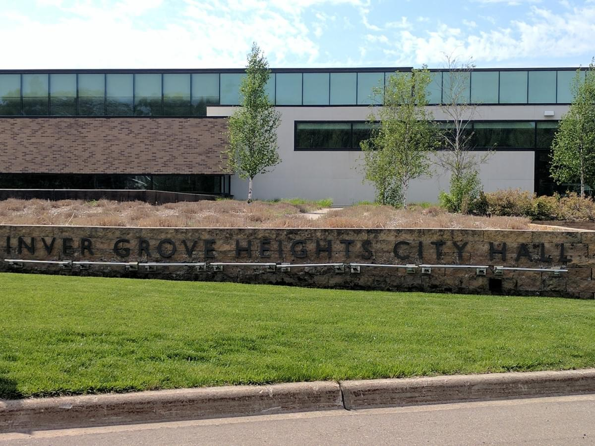 City Hall in Inver Grove Heights