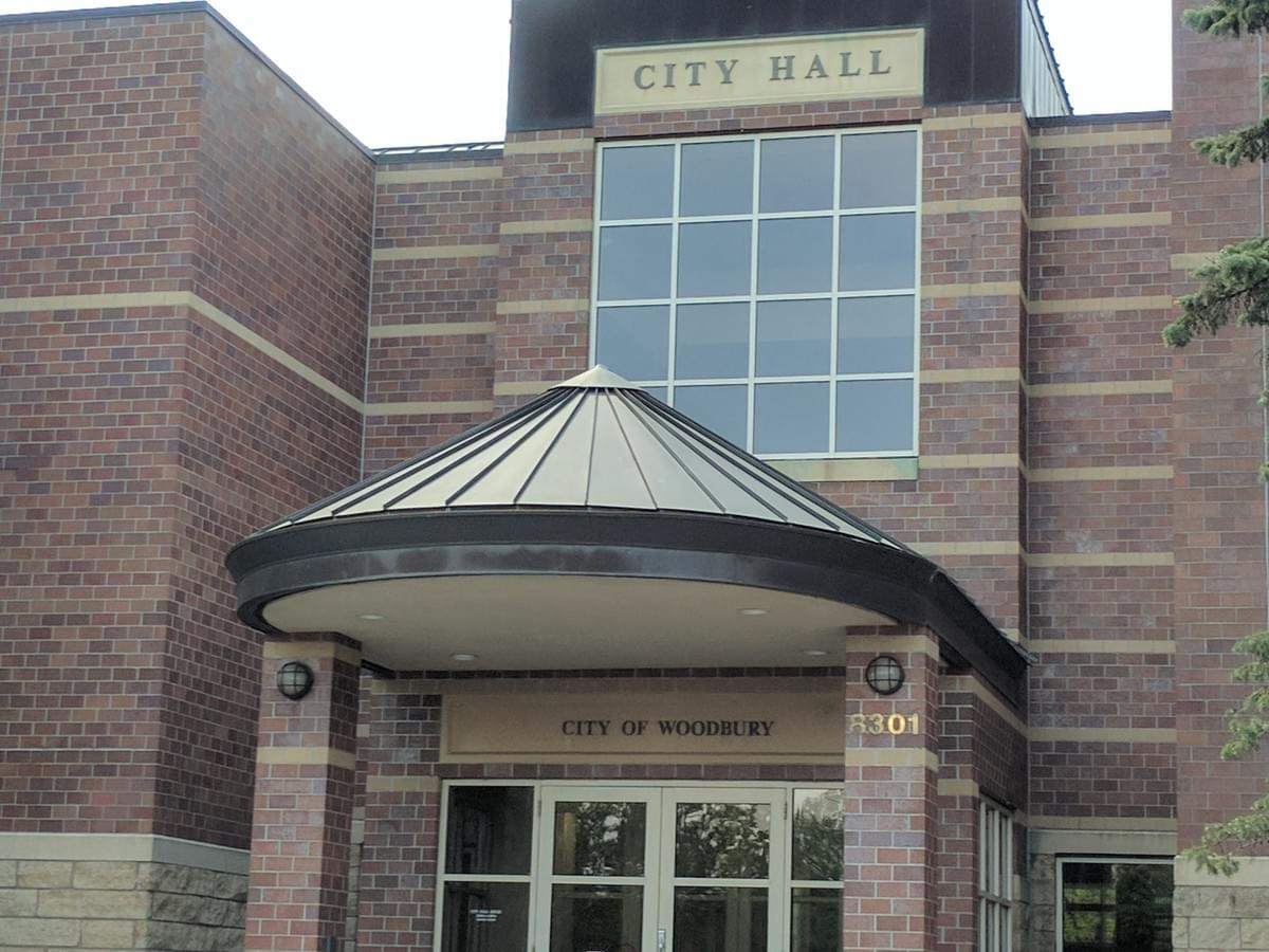 City Hall in Woodbury