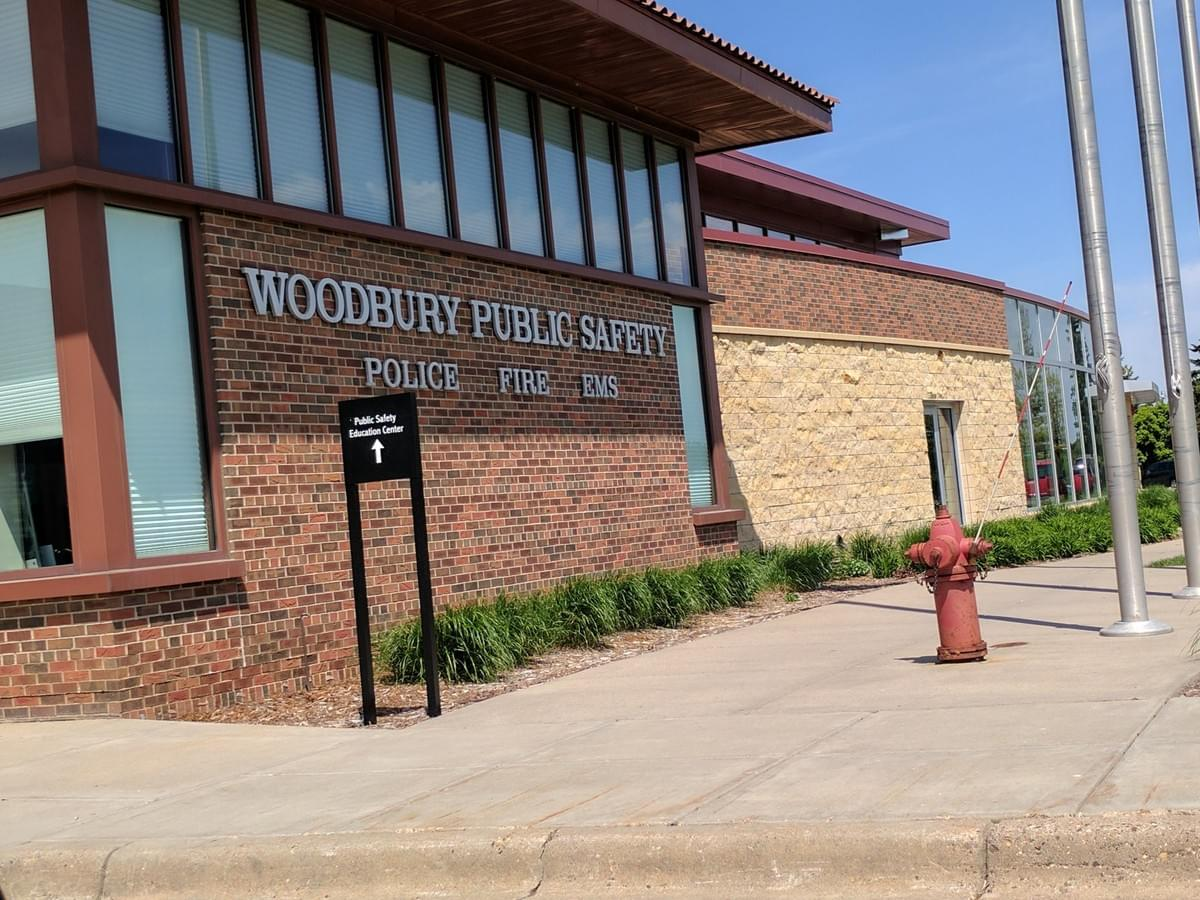 Public Safety Building in Woodbury