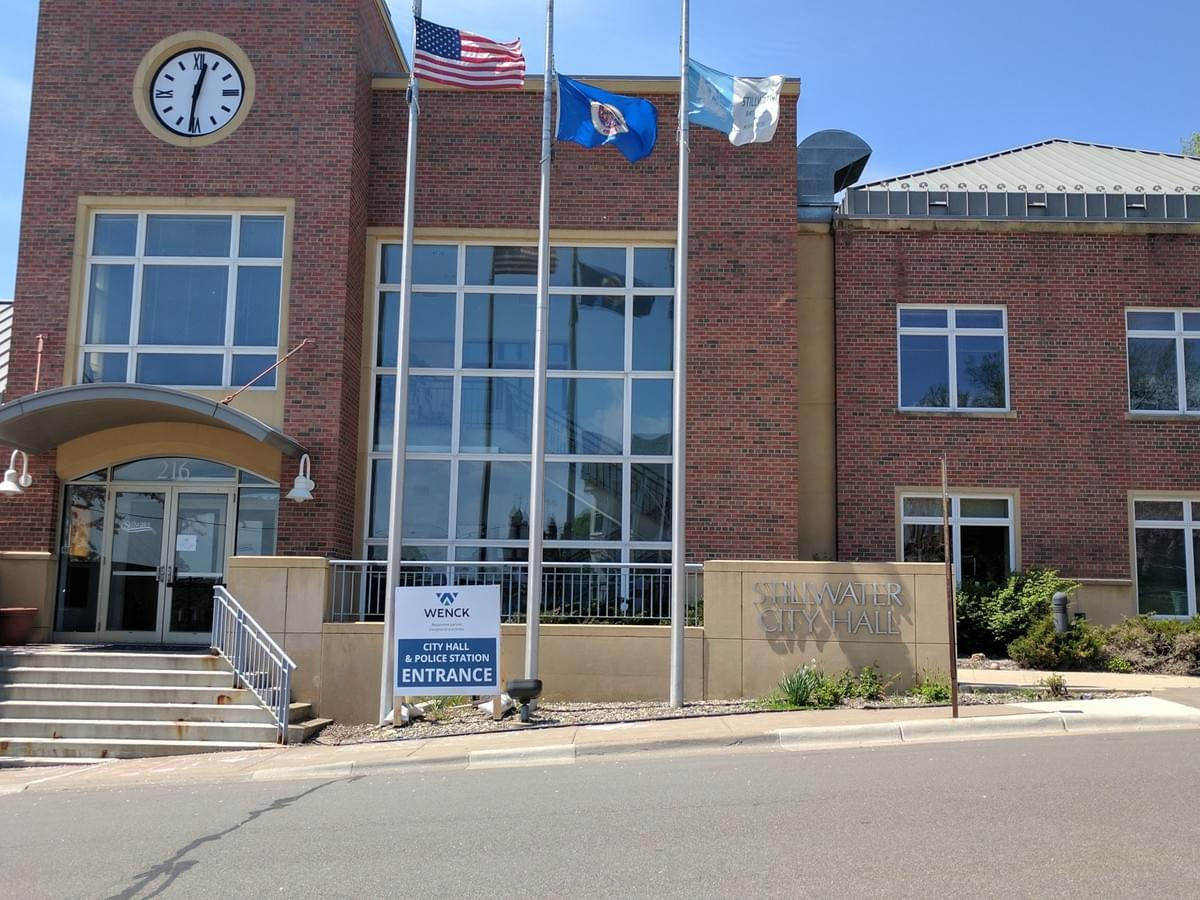 City Hall in Stillwater