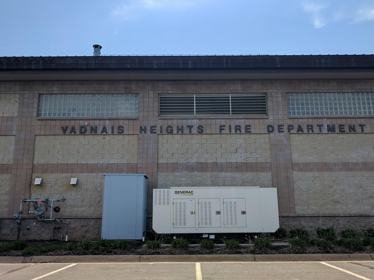Fire Department in Vadnais Heights