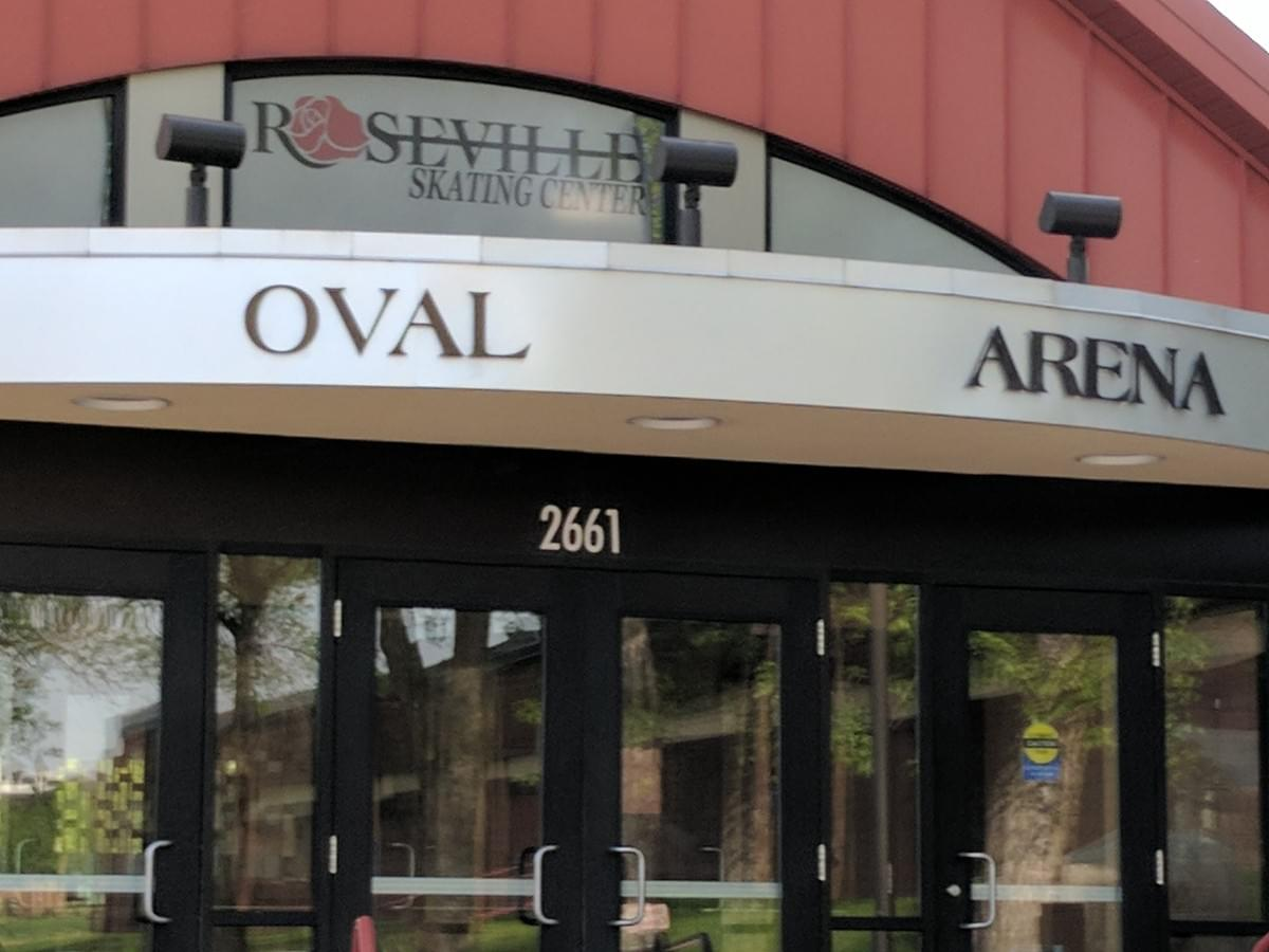 Oval Arena in Roseville