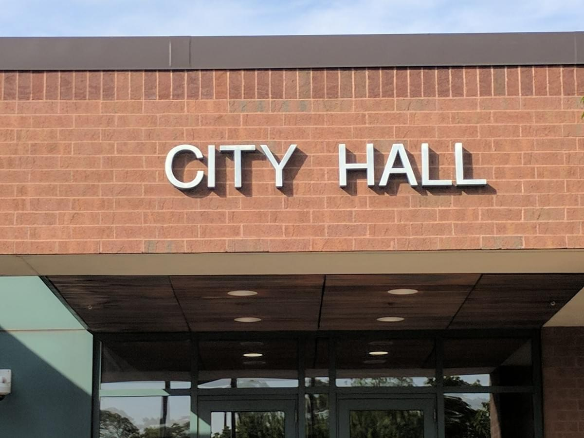 City Hall in Shoreview