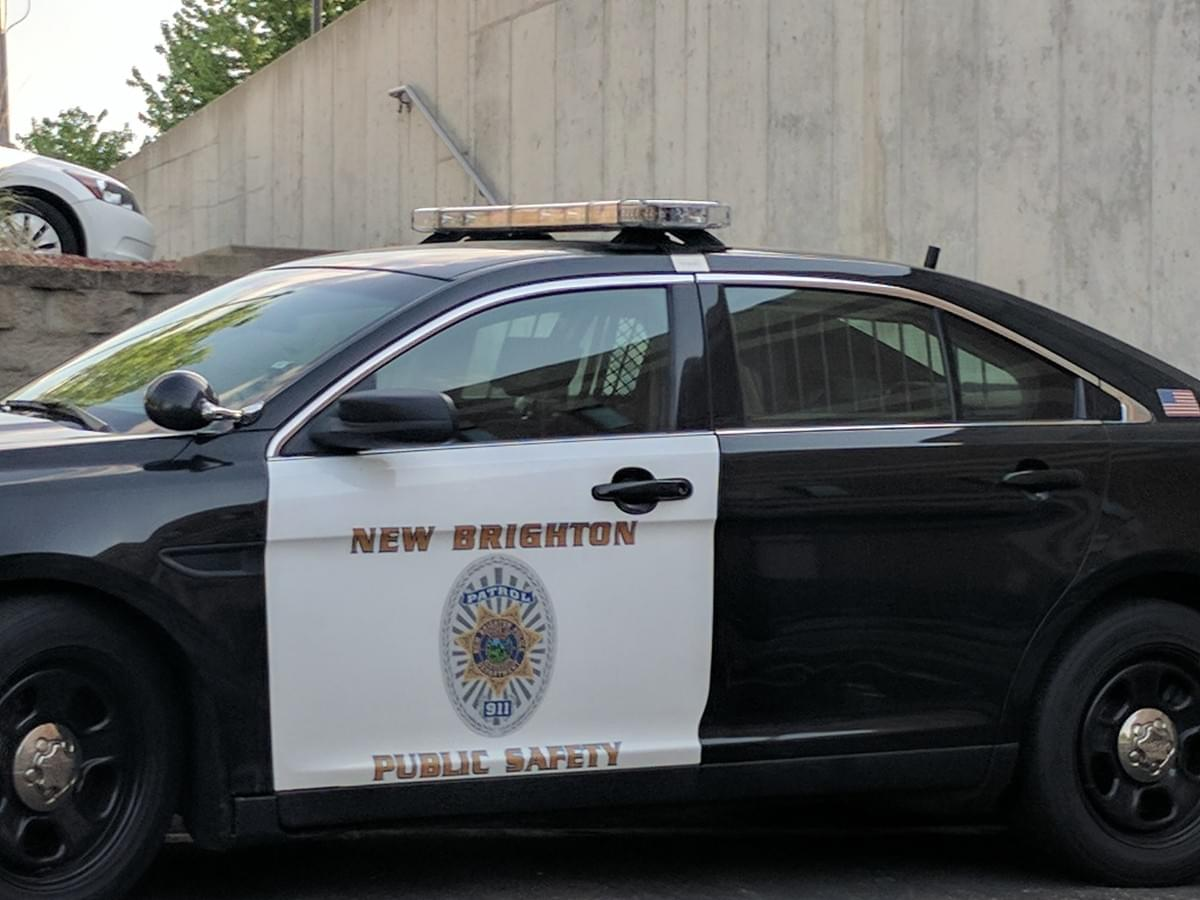 Police Vehicle in New Brighton