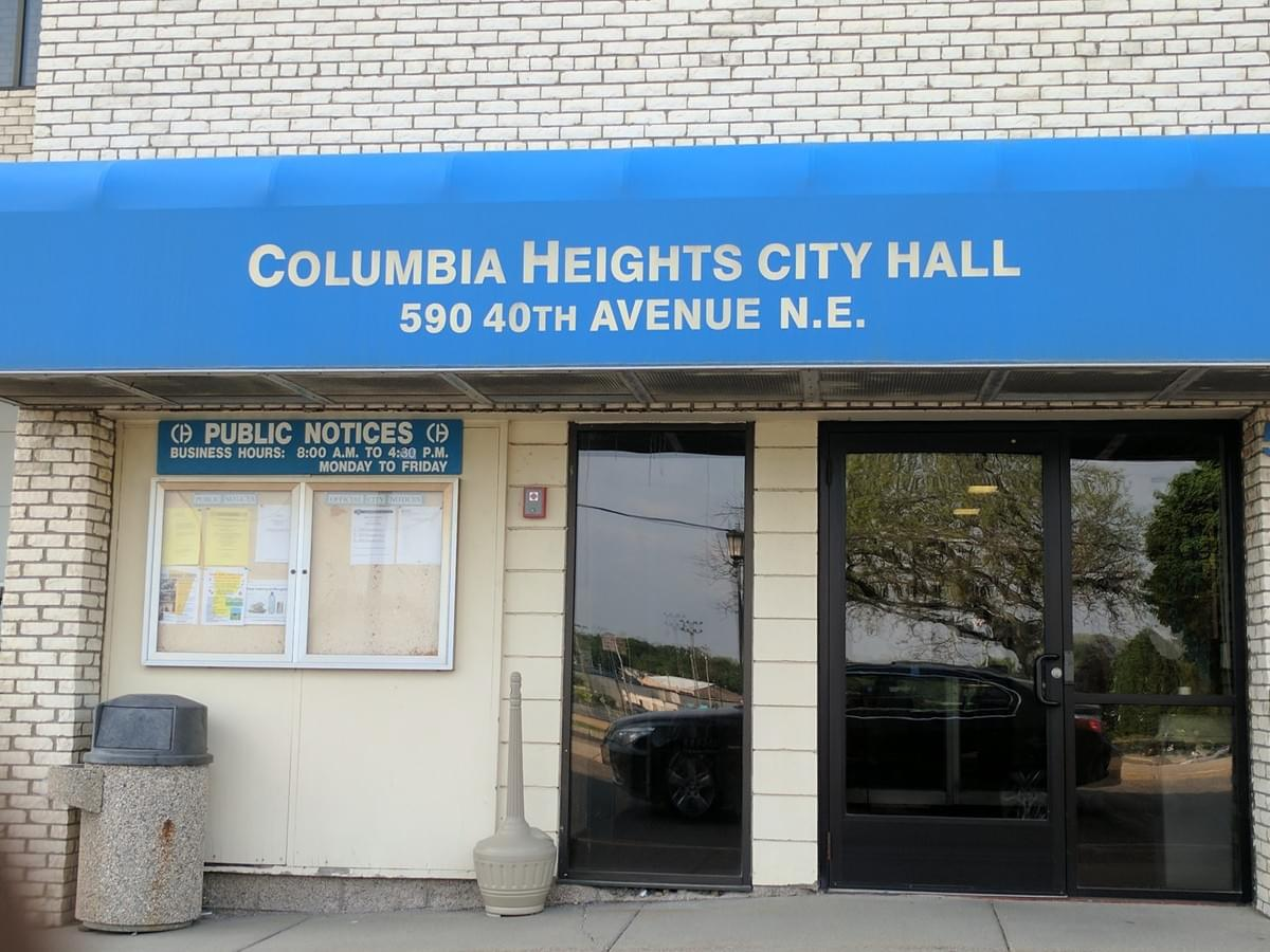 City Hall in Columbia Heights