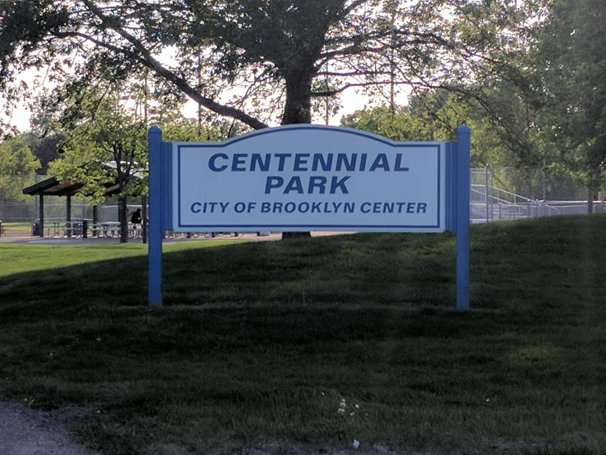 Centennial Park At Brooklyn Center