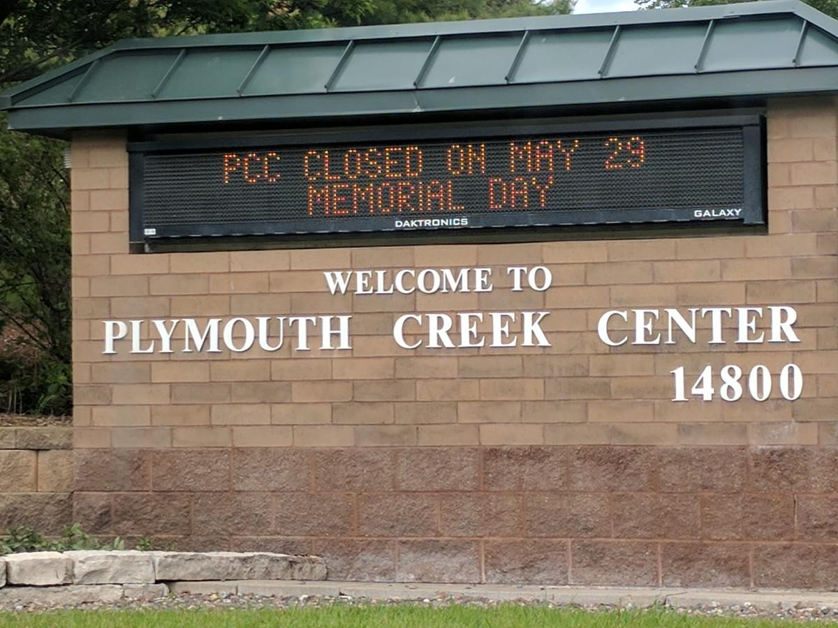 Creek Center in Plymouth