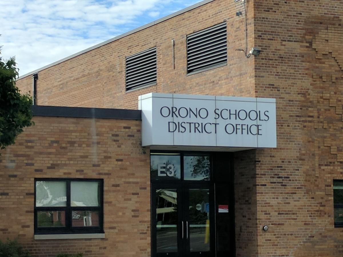 District Office in Orono