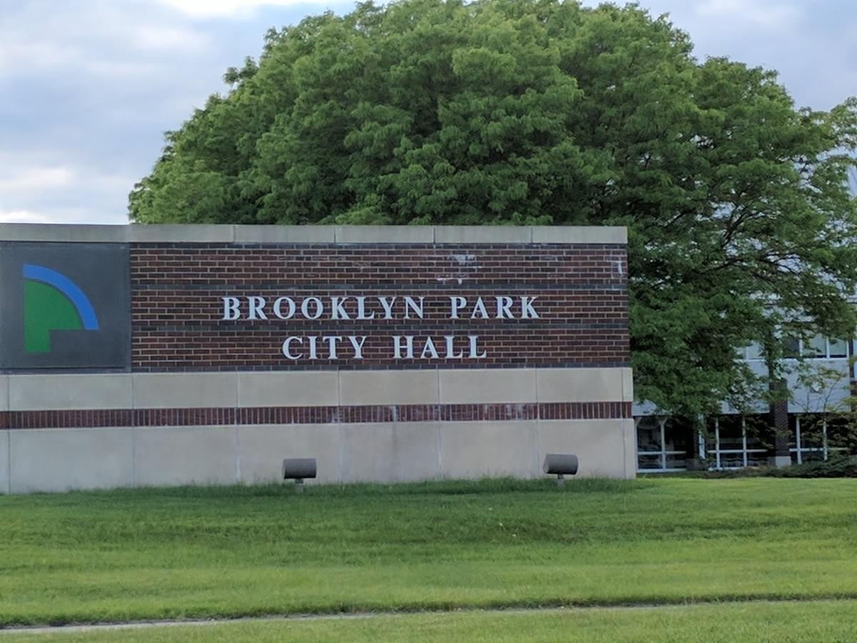 City Hall in Brooklyn Park