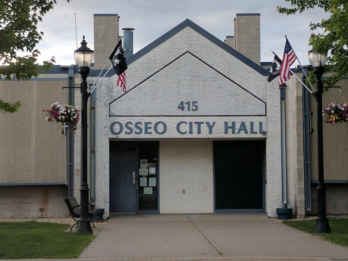 City Hall in Osseo