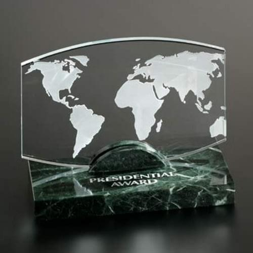 Mercator Award Trophy