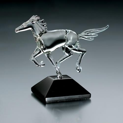 Mustang Horse Award Trophy