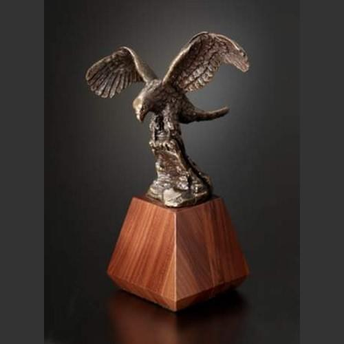 Pinnacle Eagle Award Trophy