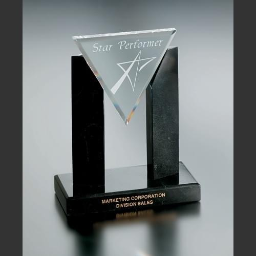 Team Achievement Award Trophy