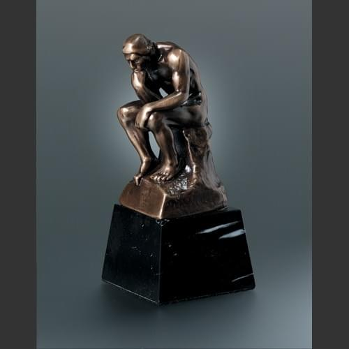 The Thinker Award Trophy