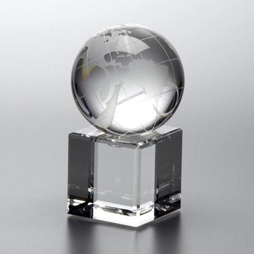 World Achievement Award Trophy