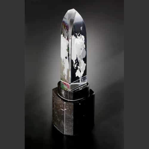 World Tower Award Trophy