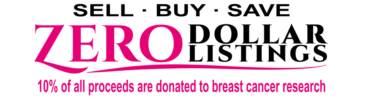 Zero Dollar Listings Logo
