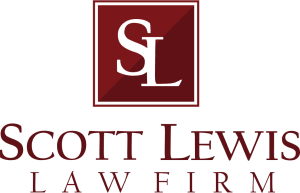 Scott Lewis Law Firm Logo