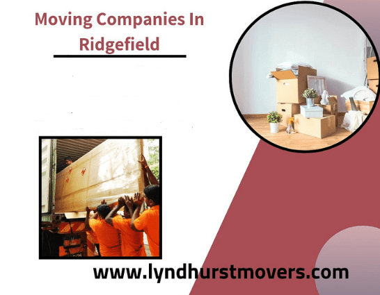 Moving companies Ridgefield NJ