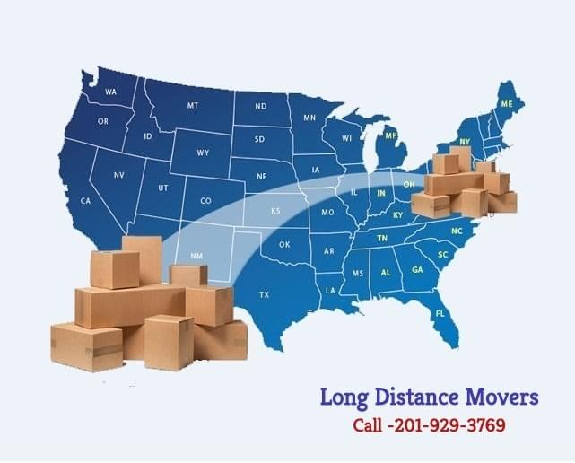 Long distance moving companies nj