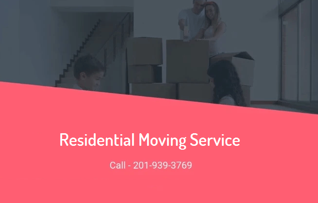 residential moving company nj new jersey