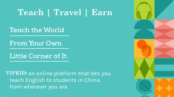 VIPKID Jobs Teaching Around The World and Making Money Online