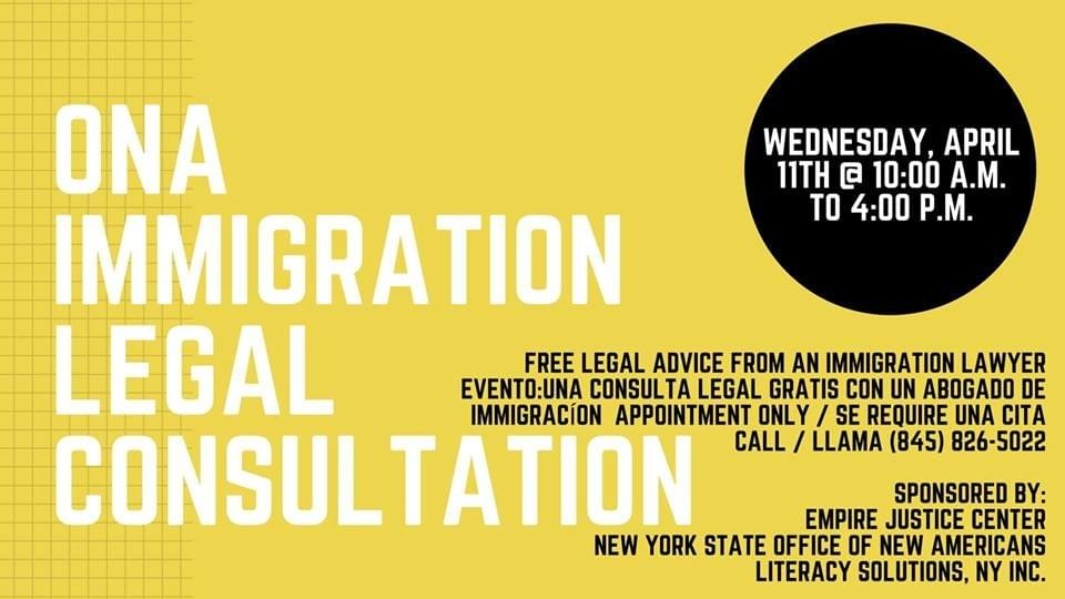 ONA Immigration Legal Consultation