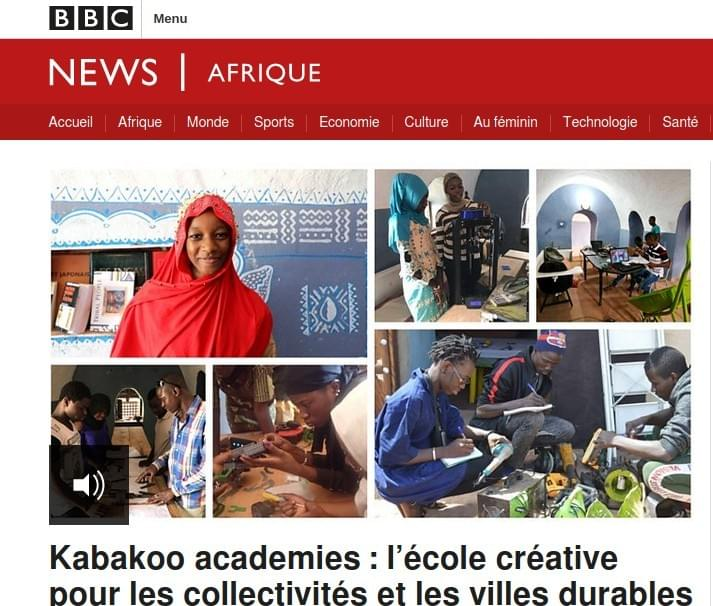 BBC News Afrique Kabakoo Academies Innovative Schools