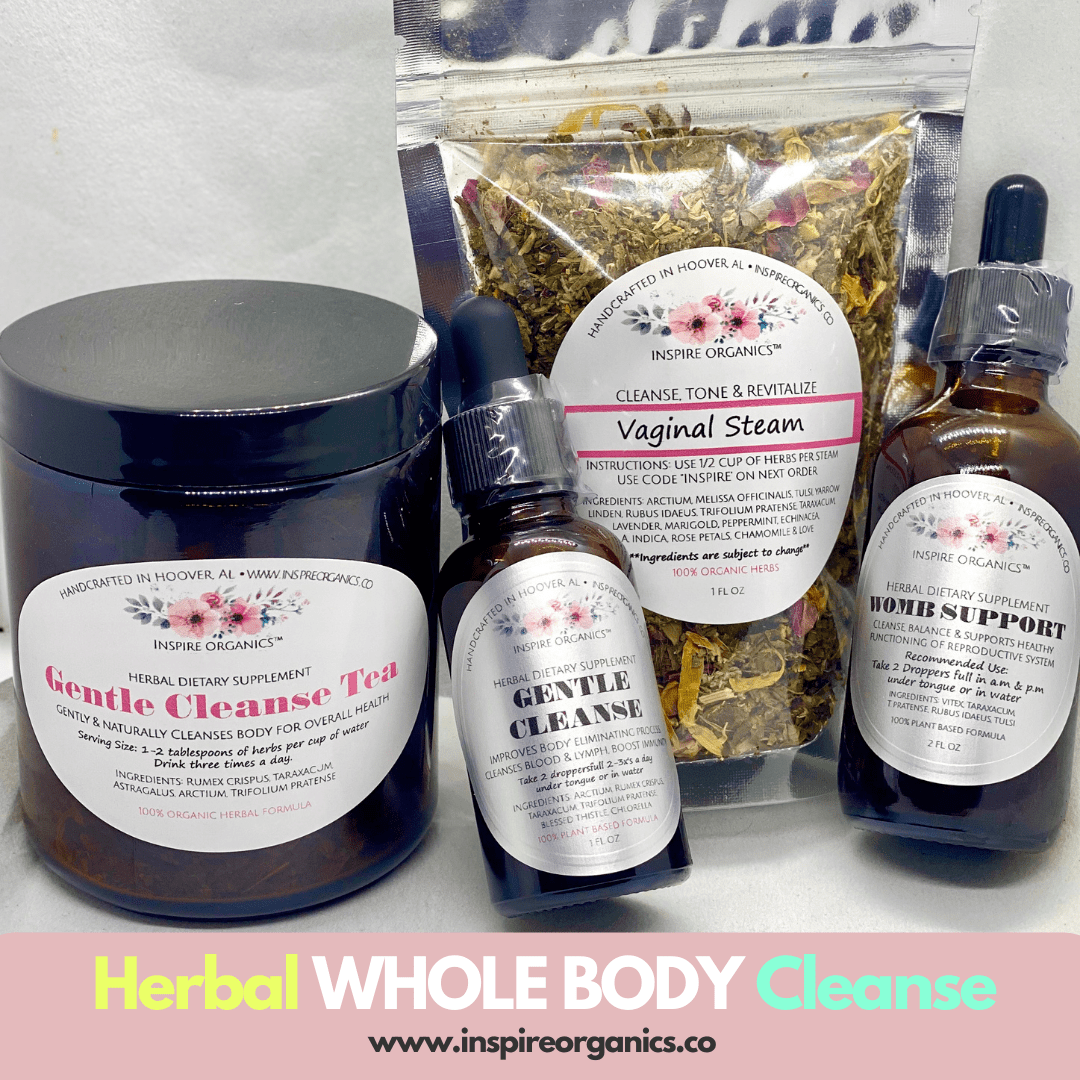 Purchase Herbal Whole Body Cleanse