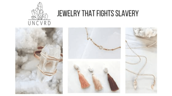 JEWELRY THAT FIGHTS SLAVERY