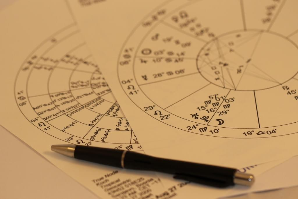 astrology chart reading natal transits progressions