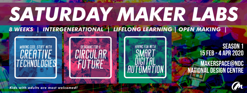 saturday maker labs, open make, intergenerational, lifelong learning