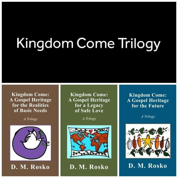Kingdom Come Trilogy (c) Dena Michele Rosko