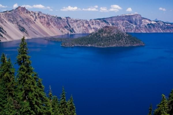 Crater Lake National Park Oregon 2014