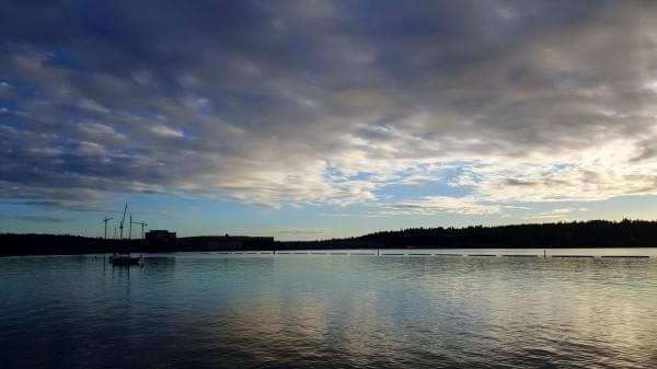 Gene Coulon Memorial Beach Park, Renton, Wash., October 2017
