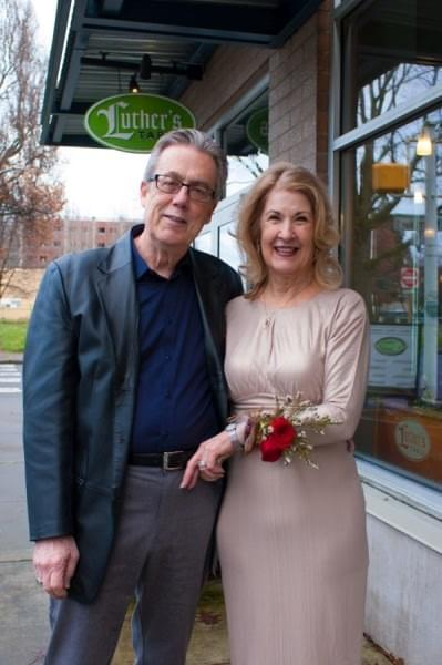 Gorgeous parents at their 50th 2019