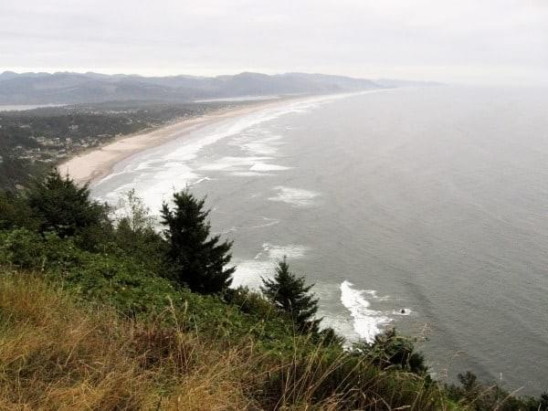 Oregon Coast Vista